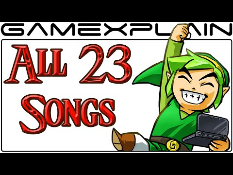 All 23 Secret Songs in Zelda: Tri Force Heroes (Twilight Princess, Skyward Sword, & more!) - UCfAPTv1LgeEWevG8X_6PUOQ