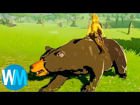 Top 10 Awesome Things You Can Do In Zelda: Breath of the Wild - UCaWd5_7JhbQBe4dknZhsHJg