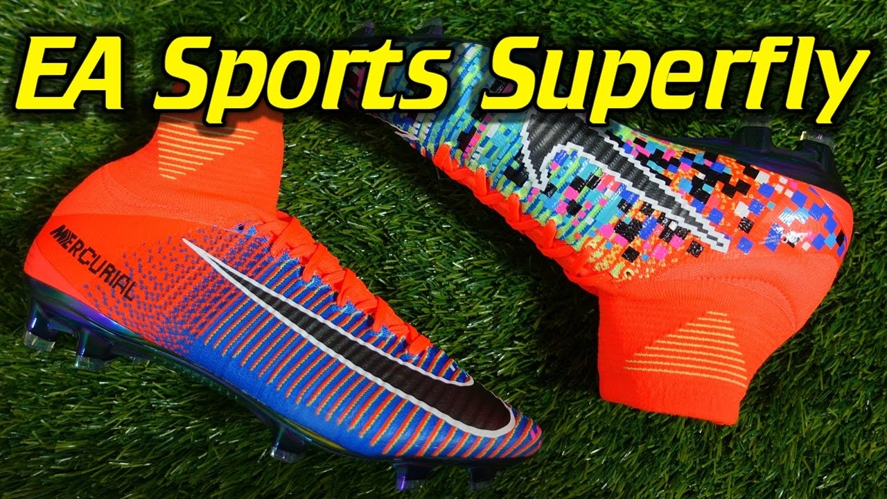 6249a276adaa4 EA Sports Nike Mercurial Superfly 5 - Review + On Feet