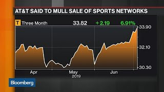 Why AT&T Is Considering a Sale of Its Sports Networks