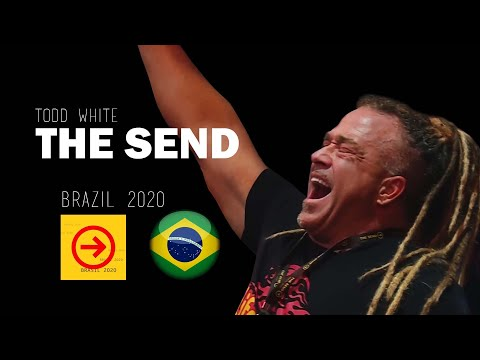 Todd White - THE SEND BRAZIL - Shares with 60,000 people