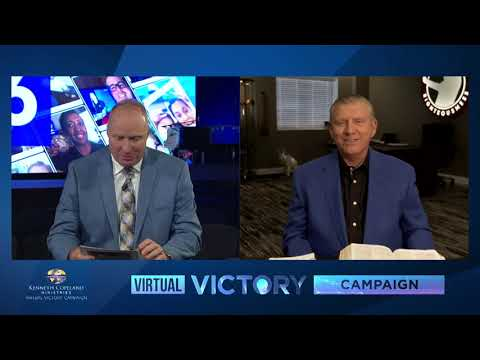 2020 Virtual Victory Campaign (May 28-30): Saturday Evening Backstage (6:30 p.m. CT)