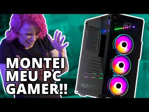 Montando Meu PC Gamer Full DT3sports!!
