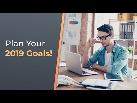Top Things to Help Plan Your 2019 Goals  Brian Tracy