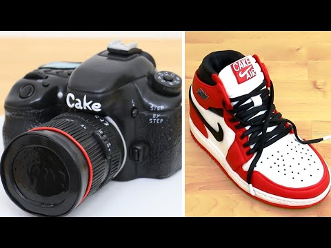 AMAZING Cakes That Looks Like Real Things  COMPILATION - UCjA7GKp_yxbtw896DCpLHmQ