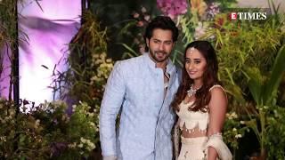 Varun Dhawan and Natasha Dalal to have a DESTINATION WEDDING in NOVEMBER?