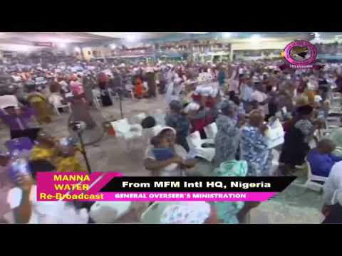 FRENCH MFM SPECIAL MANNA WATER SERVICE WEDNESDAY APRIL 22nd 2020