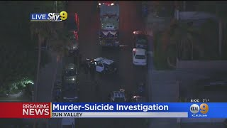 Police Investigating Sun Valley Murder-Suicide, 2-Year-Old Found Unharmed Inside Home