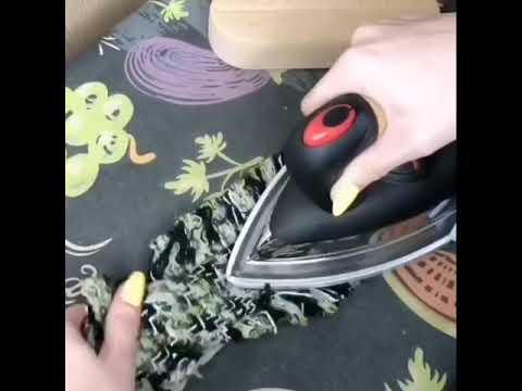 Как сделать шикарную бахрому по краям пояса юбки или на бортах жакета
