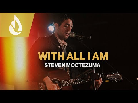 With All I Am (Jesus I Believe in You) by HILLSONG  Acoustic Worship Cover by Steven Moctezuma
