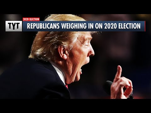 2020 Election Hot Takes: Republicans vs Republicans