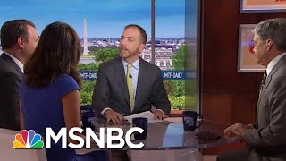 Unpacking The Trump Presidency: 'How Can You Say It's Working?' | MTP Daily | MSNBC