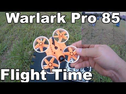 Warlark Pro 85mm Flight Test Review English - Brushless FPV Whoop - UCN5LTJs16_1DaoQ0P5U-Jdw
