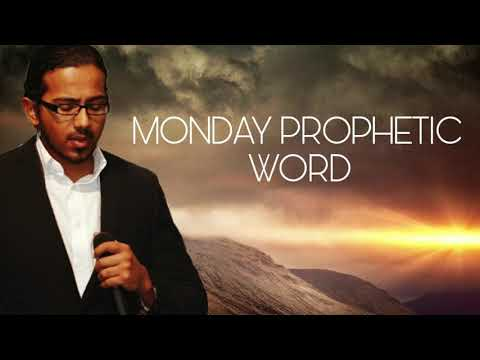 DON'T LET ANYONE FORCE YOU, Monday Prophetic Word 25 November 2019