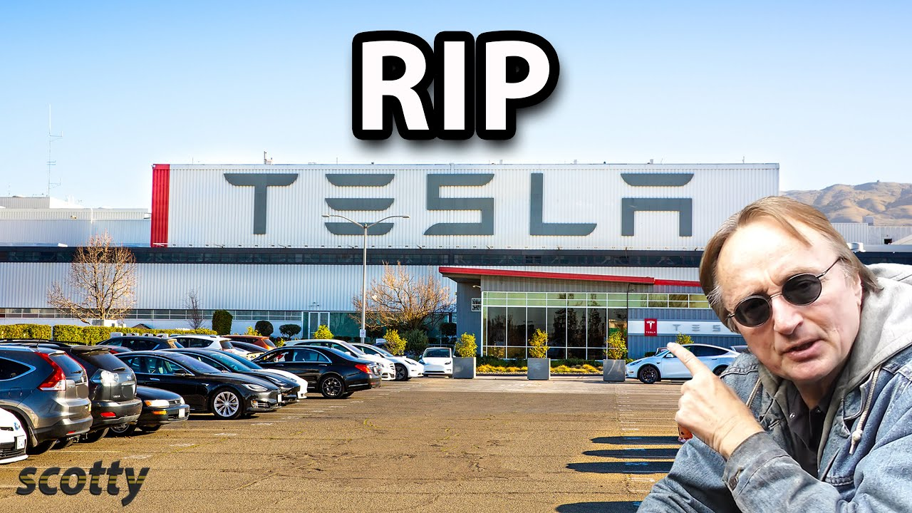 The Government Just Ended Tesla's Future in America