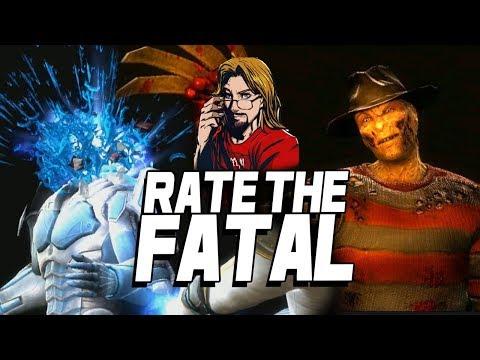 RATE THE FINISHER: Mortal Kombat 9 w/Doods - UCOgaIuQYGr6ow_jbote4BKA
