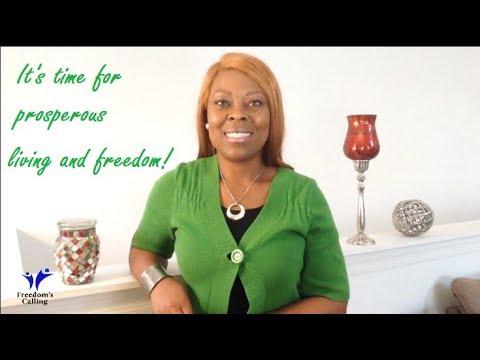 WEDNESDAY WORD - Time for Prosperous Living