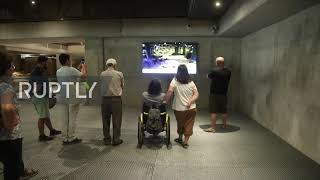 Acropolis Museum opens ancient neighbourhood to public for 10th anniversary