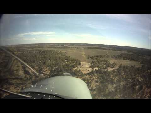 Landing at an abandoned mountain airstrip - UC9SZUVexJq2_XYxN7JsAMFg