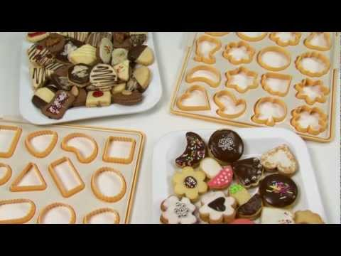 Vykrajovátka sušenky TESCOMA DELÍCIA, 12 ks
