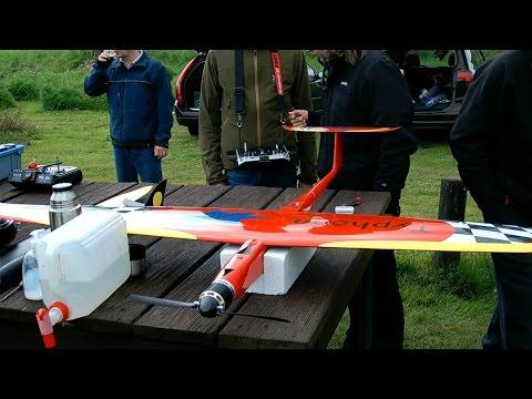 385 Kmh F3S Speeder Pylon Pylonracer Hotliner , 3000 Watt Eisvogel