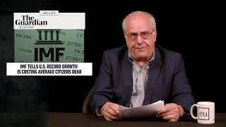 Richard Wolff on the IMF's assessment of the US's Economic Decline