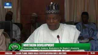 Northern Governors Brainstorm On Region's Economy In Kaduna