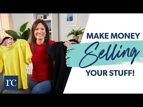 How to Make The Most Money Selling Your Stuff