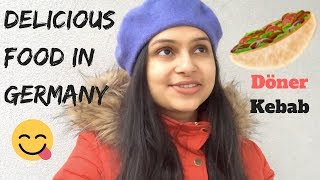 Döner kebab- Insanley popular Turkish food in Germany | Why and How did this happen?  Food review