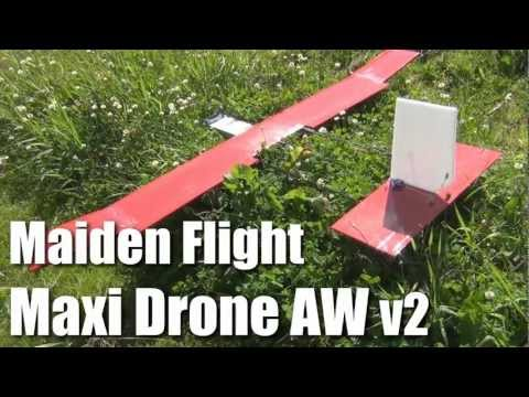Maxi Drone AW version 2 - fpvtrond