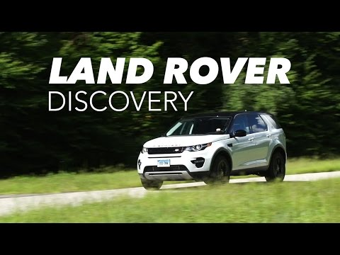 2015 Land Rover Discovery Sport Quick Drive | Consumer Reports - UCOClvgLYa7g75eIaTdwj_vg