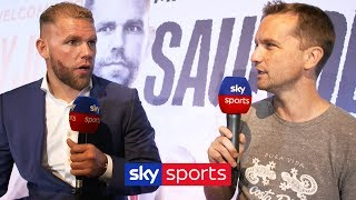 CANELO, GGG OR CALLUM SMITH?   Billy Joe Saunders answers your questions on potential opponents  T2T
