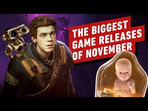 The Biggest Game Releases of November 2019 - UCKy1dAqELo0zrOtPkf0eTMw