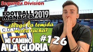 ¿LLEGÓ LA TEMIDA MALA RACHA CON LA ÚLTIMA DERROTA? #126 CD Izarra | Segunda División FM 2019 Español