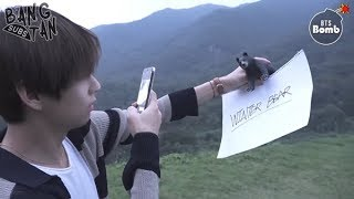 [ENG] 190821 [BANGTAN BOMB] 'Winter Bear' cover shooting behind - BTS (방탄소년단)