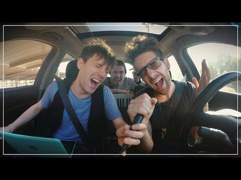 BELIEVER - Imagine Dragons - CAR STYLE - KHS & Will Champlin Cover - UCplkk3J5wrEl0TNrthHjq4Q