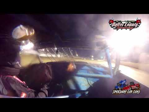 #93 Daniel Barton - Pure Stock - 04-30-2021 Dallas County Speedway - In Car Camera - dirt track racing video image