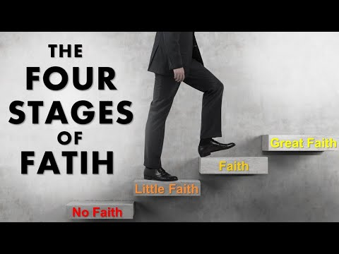 THE FOUR STAGES OF FAITH - BIBLE PREACHING  PASTOR SEAN PINDER