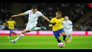 Brazil vs England Highlights Football Match