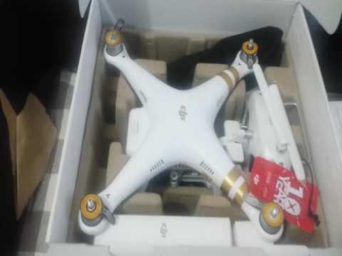 Drone phantom 3 comprado no mercado livre.