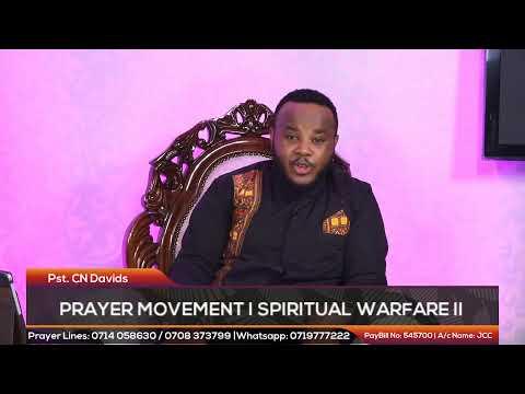 SPIRITUAL WARFARE (PART 2)