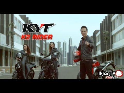 KYT K2 Rider Komersial