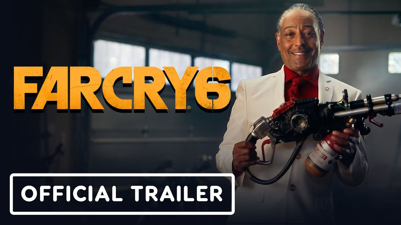 Far Cry 6: Giancarlo Deconstructs Guerrilla Weapons – Official Trailer