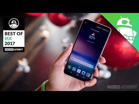LG V30 Hands On - A Mobile Photography Powerhouse - UCgyqtNWZmIxTx3b6OxTSALw