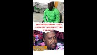 Droit de réponse du Pasteur David Aimé sur la résurrection d'Arafat DJ
