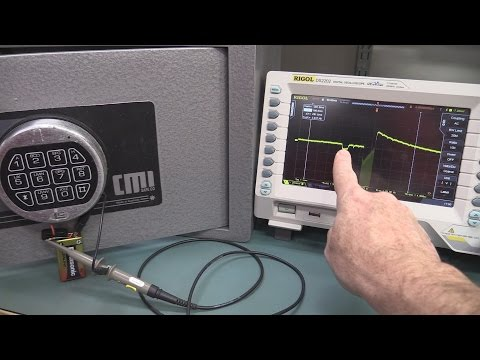 EEVblog #762 - How Secure Are Electronic Safe Locks? - UC2DjFE7Xf11URZqWBigcVOQ
