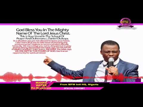 IGBO MFM SPECIAL MANNA WATER SERVICE WEDNESDAY MAY 27th 2020