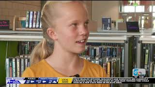 Students start classes at new District 20 middle school