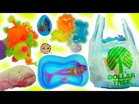Dollar Tree Haul - Frozen Queen Elsa Craft, Surprise Blind Bags, Mermaid Doll, Squishy Shark - UCelMeixAOTs2OQAAi9wU8-g