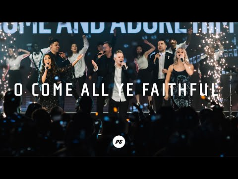 O Come All Ye Faithful  Its Christmas Live  Planetshakers Official Music Video